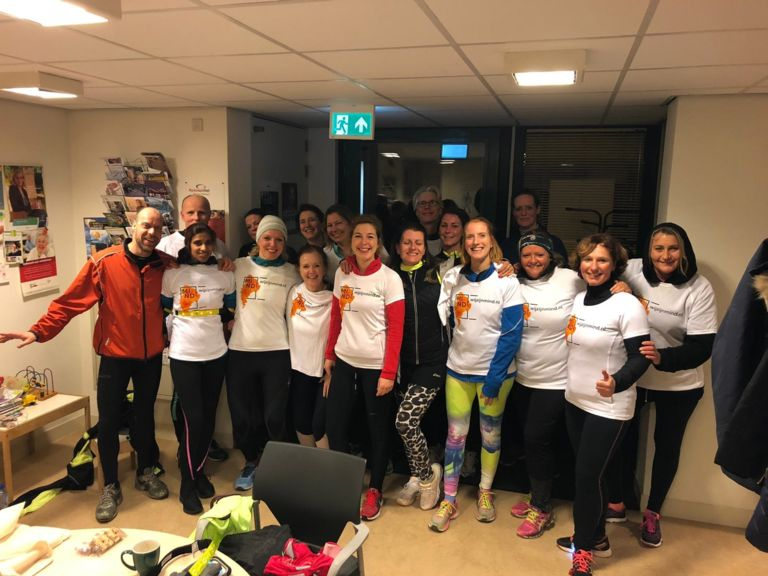 MIND Blue Monday Run 2019 Koog aan de Zaan